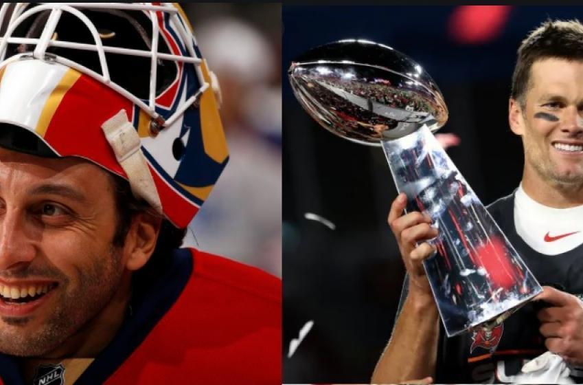 Le commentaire de Roberto Luongo au sujet de Tom Brady a fait exploser l'internet!