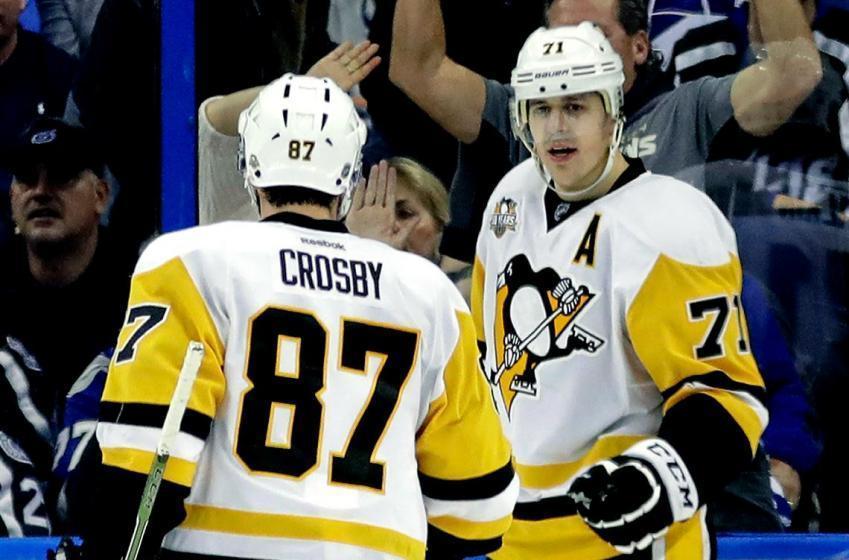 Mario Lemieux dévoile ses intentions concernant Sidney Crosby et Evgeni Malkin