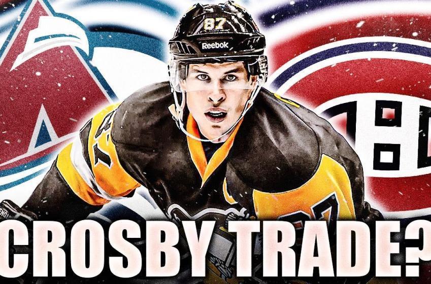 Sidney Crosby se prononce sur les rumeurs de transaction à son sujet