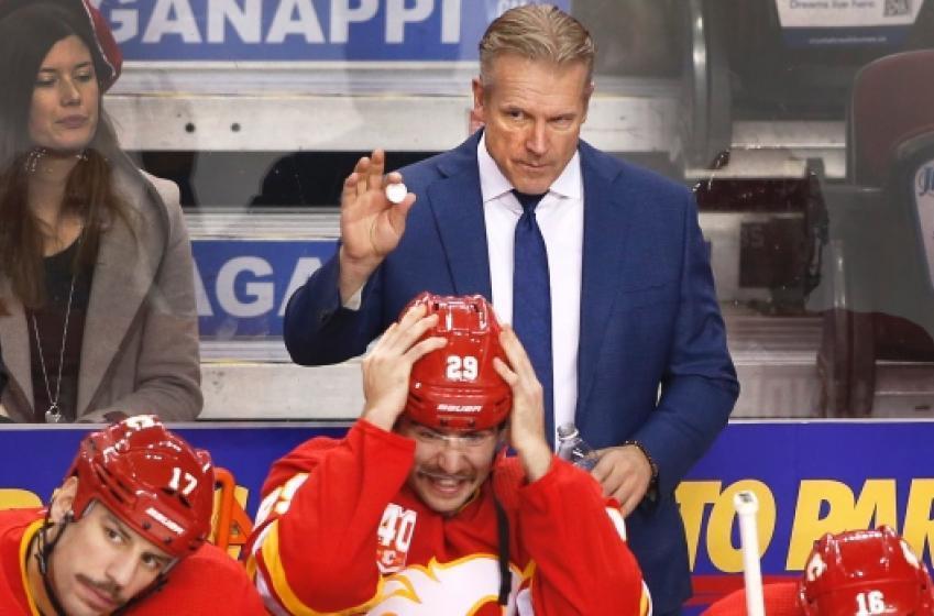 Les Flames congédient Geoff Ward