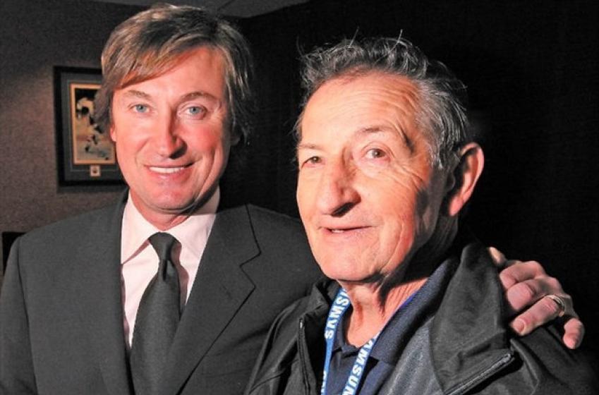 Walter Gretzky nous a quitté