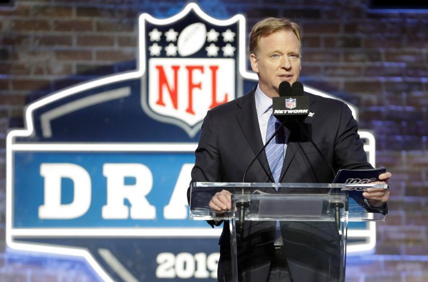Roger Goodell annonce que le Repêchage 2021 de la NFL sera en présentiel et grandiose