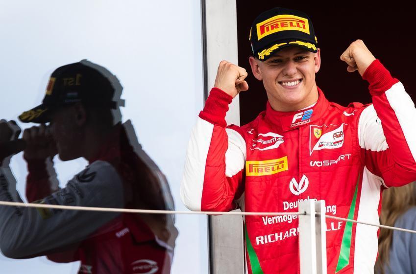 Mick Schumacher fait ses débuts en Formule 1