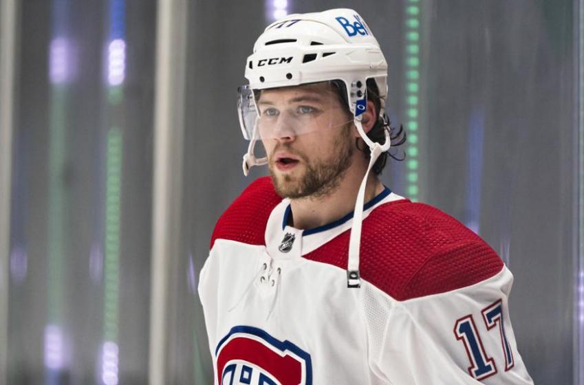 Josh Anderson est passé près d'être échangé à Calgary
