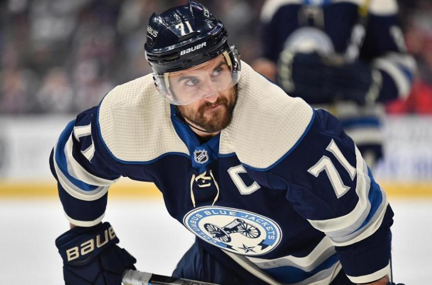 Nick Foligno est échangé aux Maple Leafs