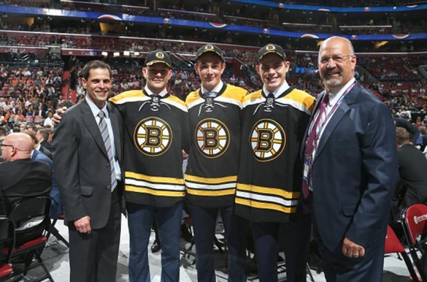 Cam Neely admet que le repêchage 2015 des Bruins était une catastrophe