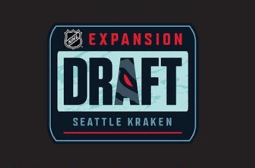 Voici l'horaire précis en vue du repêchage d'expansion du Kraken de Seattle
