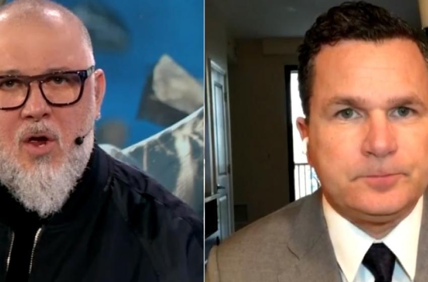 Renaud Lavoie croit que Dominique Ducharme a passé un message clair à un attaquant hier