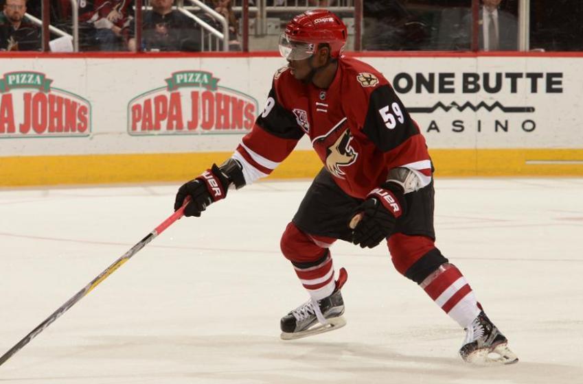 Le geste disgracieux à l'égard de Jalen Smereck ne passe pas à travers le planète hockey