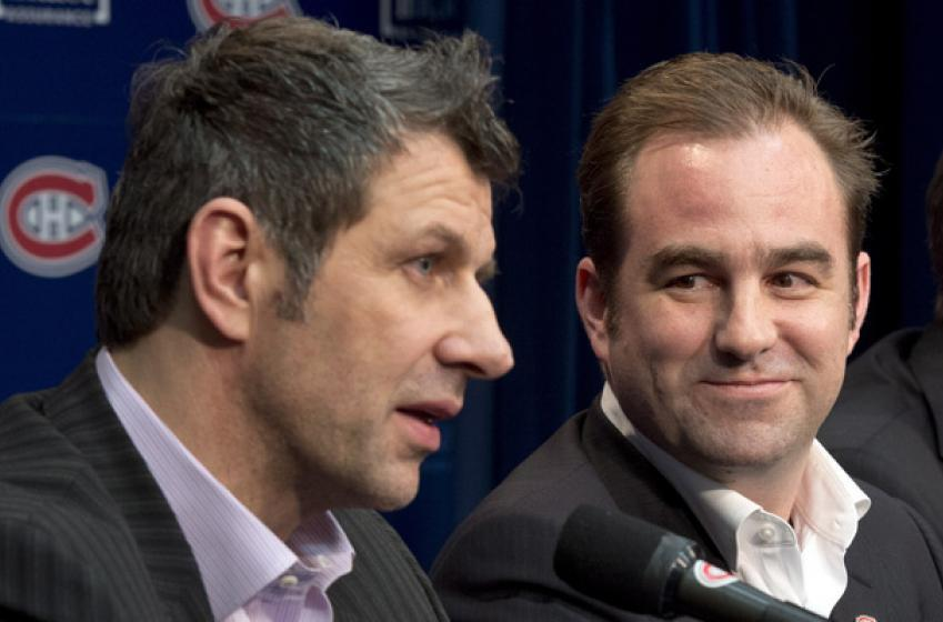 Réjean Tremblay dévoile le vrai problème entre Marc Bergevin et Geoff Molson