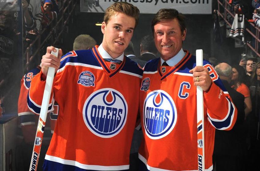 Une statistique complètement folle comparant Connor McDavid et Wayne Gretzky